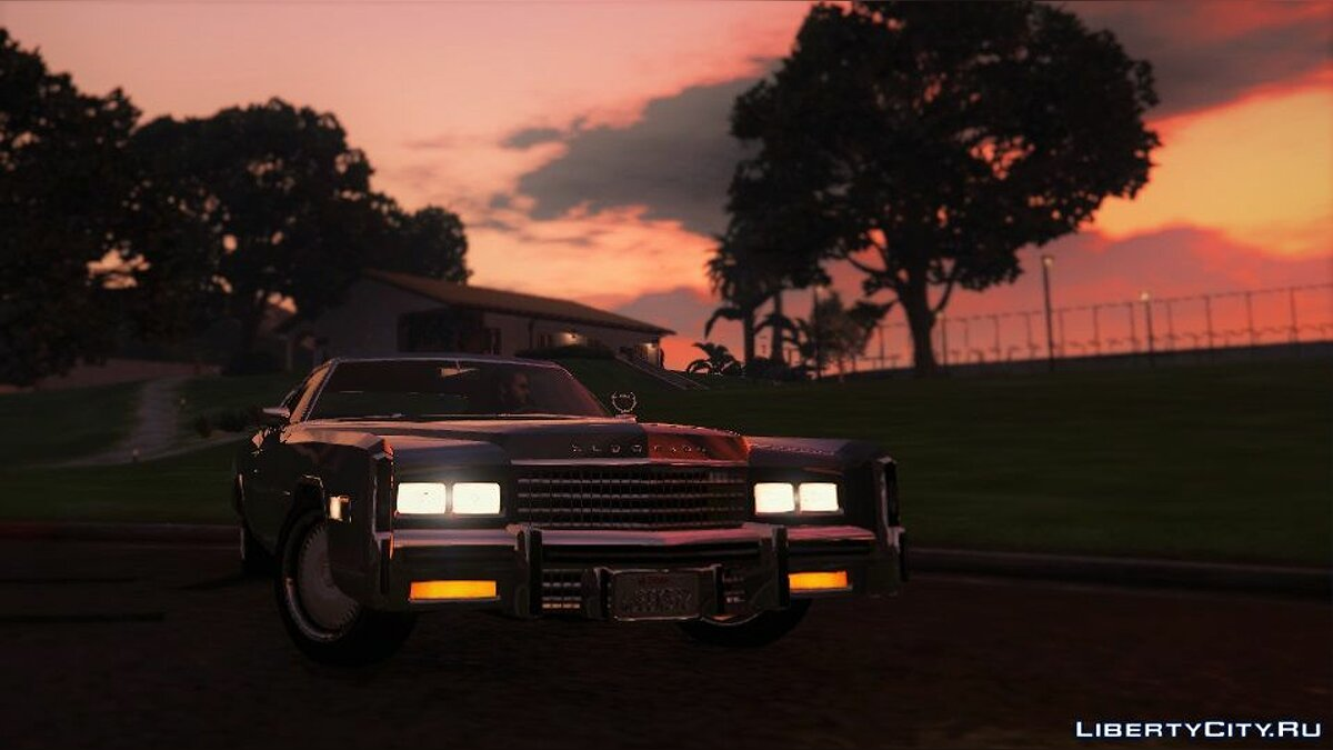 1978 Cadillac Eldorado [Add-On / Replace] 1.0 для GTA 5