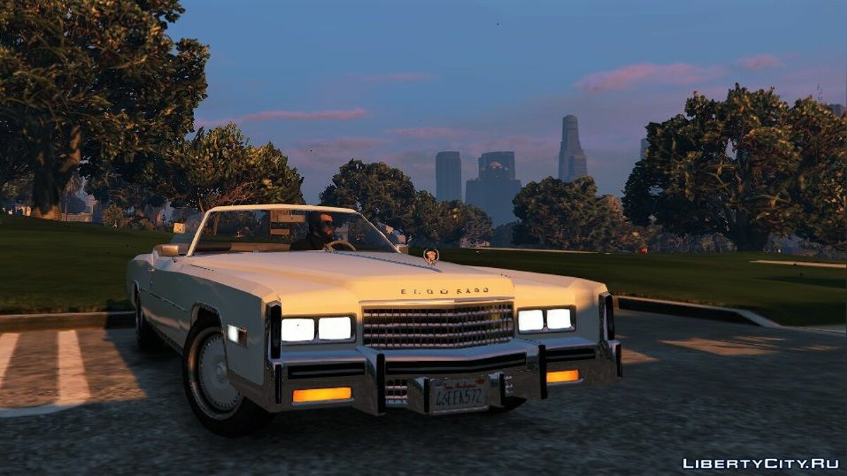 1978 Cadillac Eldorado [Add-On / Replace] 1.0 для GTA 5 - скриншот #2