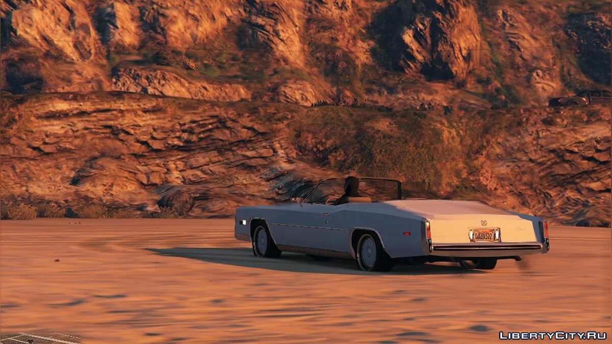 1978 Cadillac Eldorado [Add-On / Replace] 1.0 для GTA 5 - скриншот #6