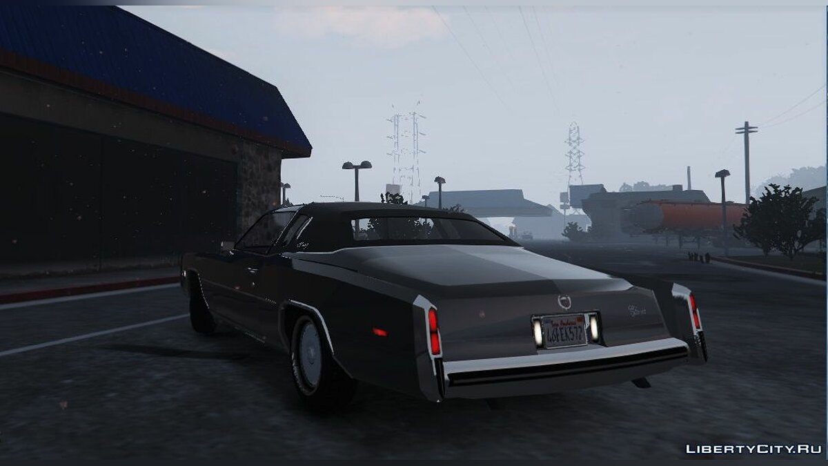 1978 Cadillac Eldorado [Add-On / Replace] 1.0 для GTA 5 - скриншот #7