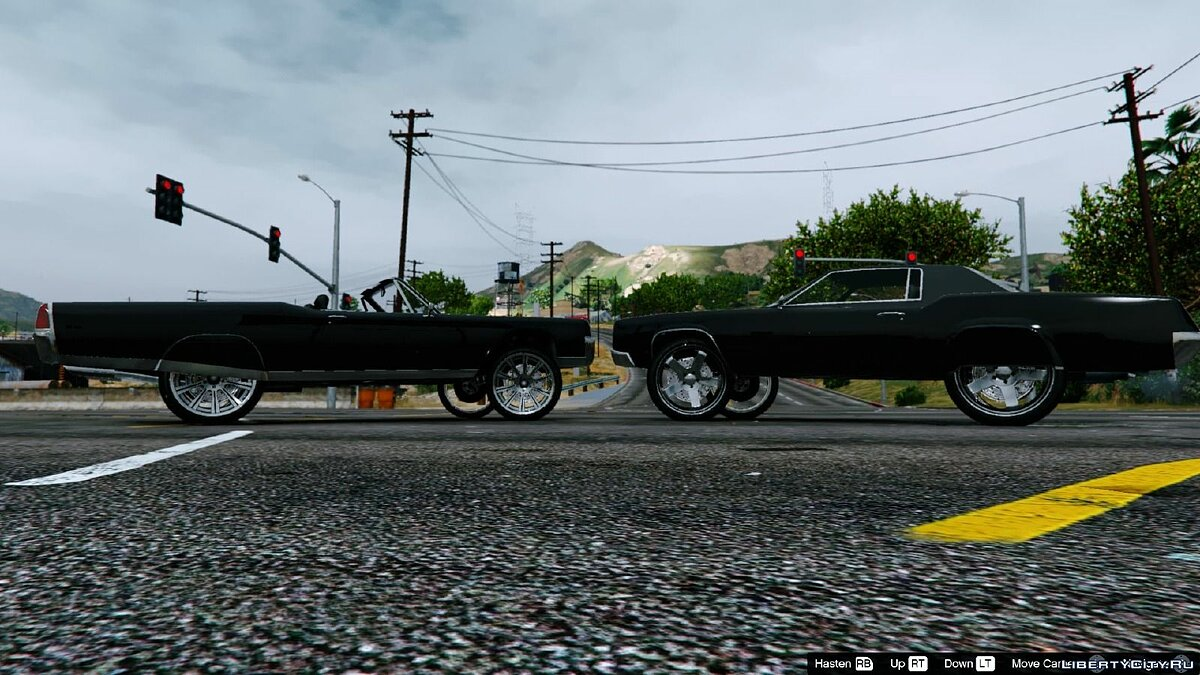 Bigdaddy2142's Donk Pack 1.1 для GTA 5