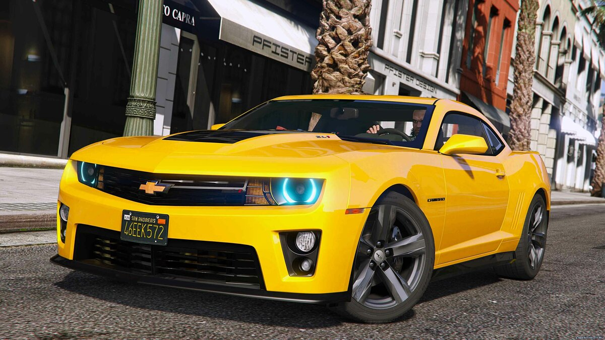 YCA Addon Car Pack 1.01 для GTA 5 - скриншот #7