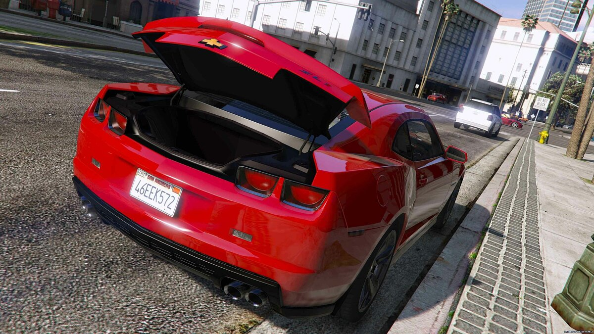 YCA Addon Car Pack 1.01 для GTA 5 - скриншот #9