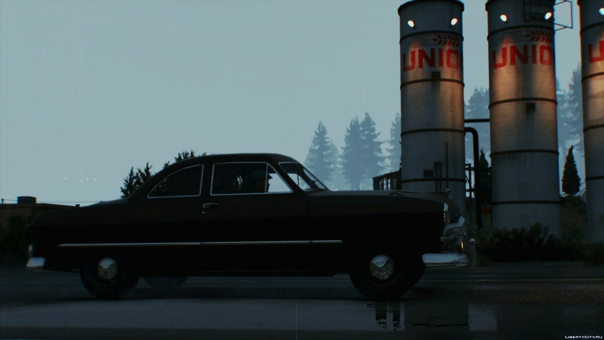 Сборник машин Сборник Ford 1949 [Add-On | LODs] 1.6 для GTA 5