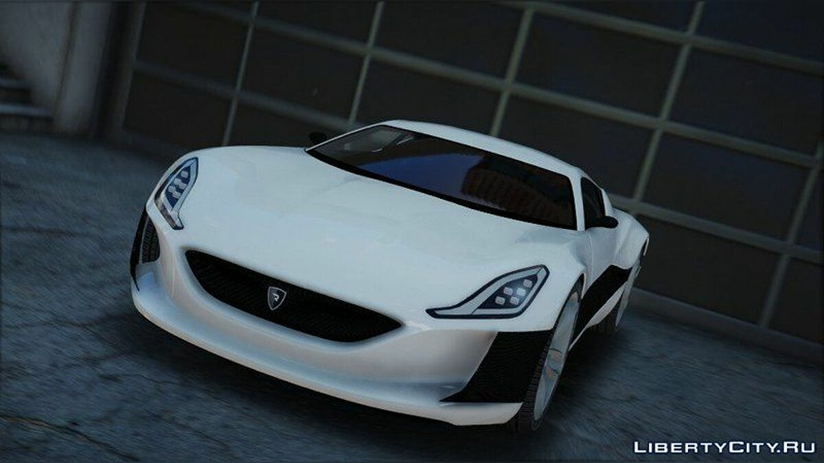 Rimac Concept One 2016 [Add-On] #RHC для GTA 5