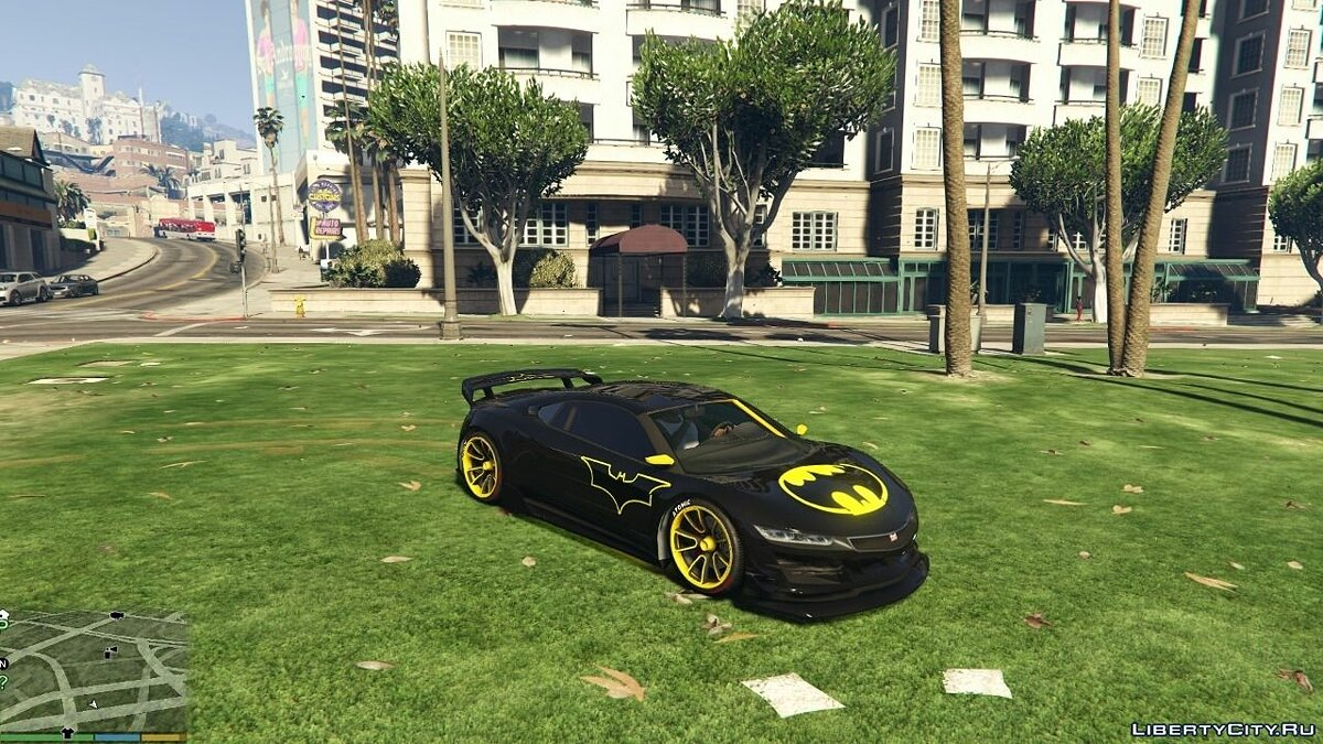 Batman Jester Liveries для GTA 5 - Картинка #2