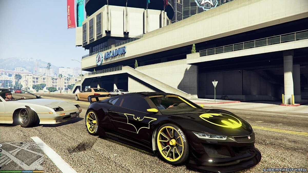 Batman Jester Liveries для GTA 5 - Картинка #3