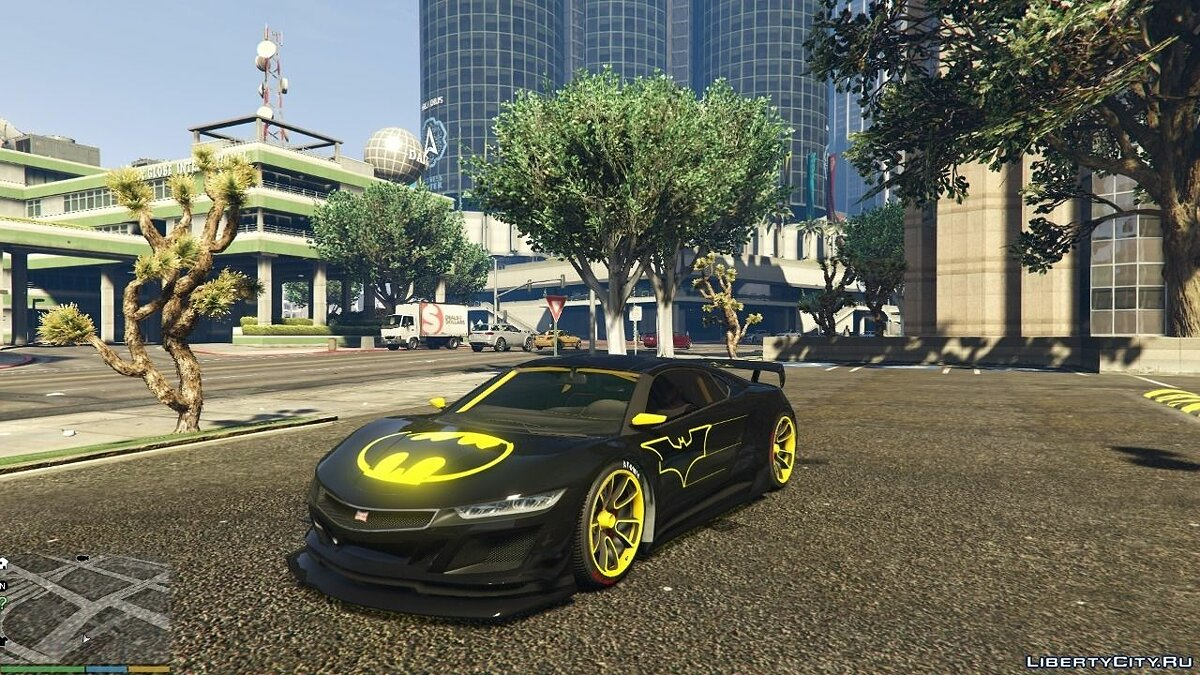 Batman Jester Liveries для GTA 5 - Картинка #4