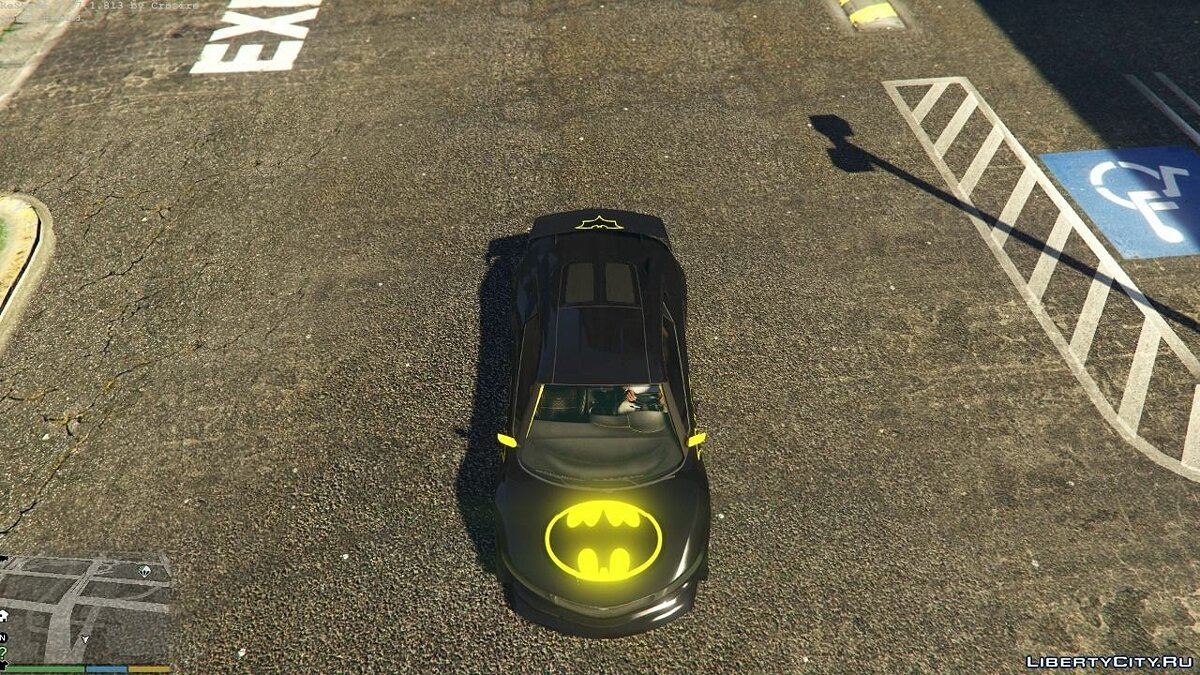 Batman Jester Liveries для GTA 5 - Картинка #5