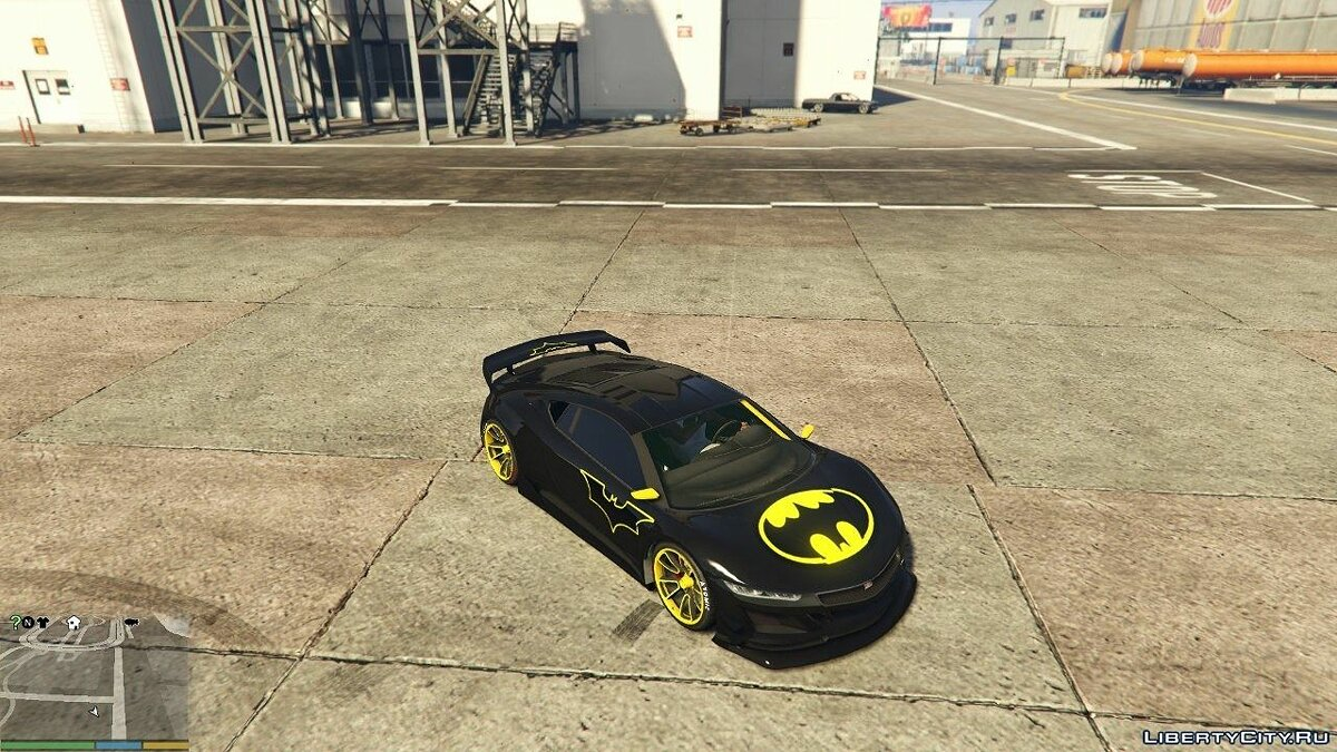 Batman Jester Liveries для GTA 5 - Картинка #7
