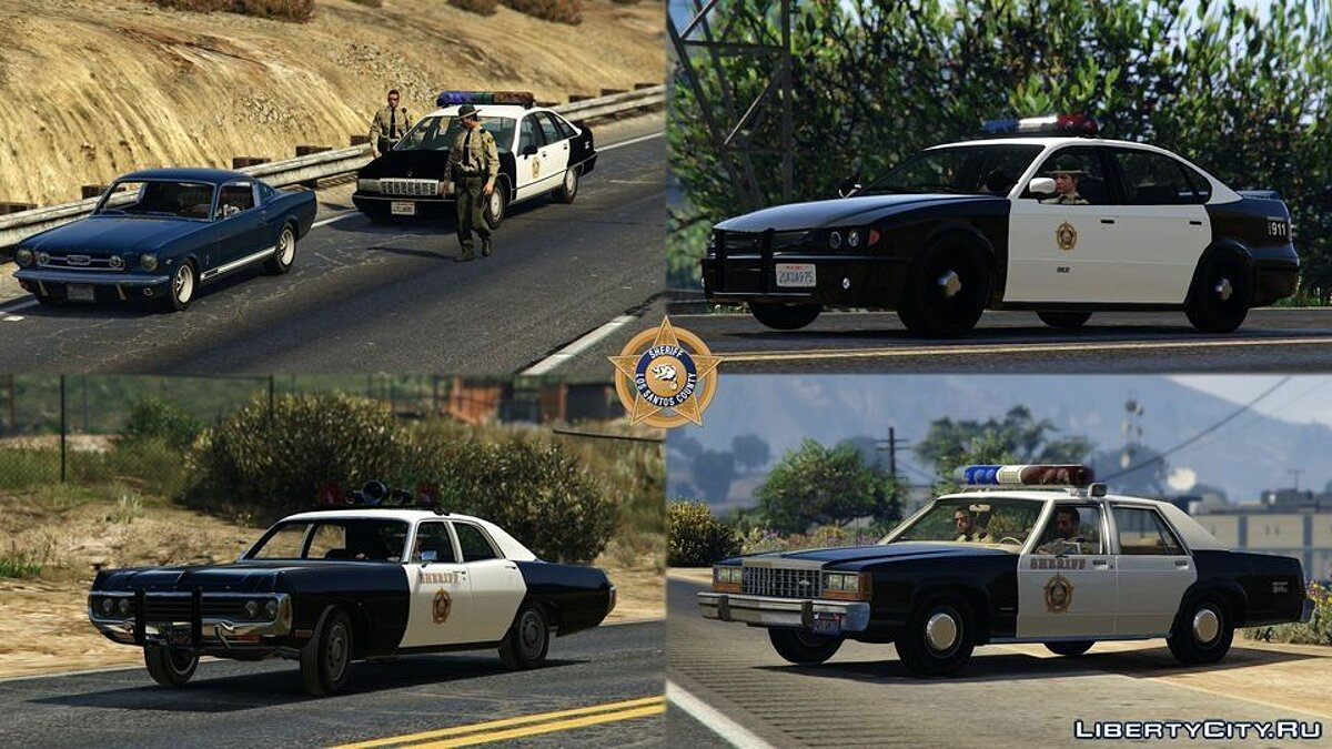 ��екстура машины Lore-Friendly Retro Emergemcy Liveries Pack для GTA 5