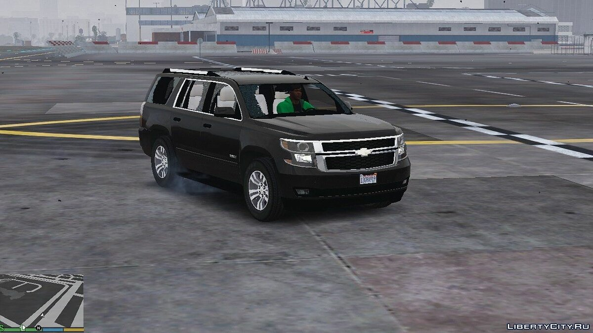 2015 Chevrolet Tahoe [Replace | Unlocked] для GTA 5