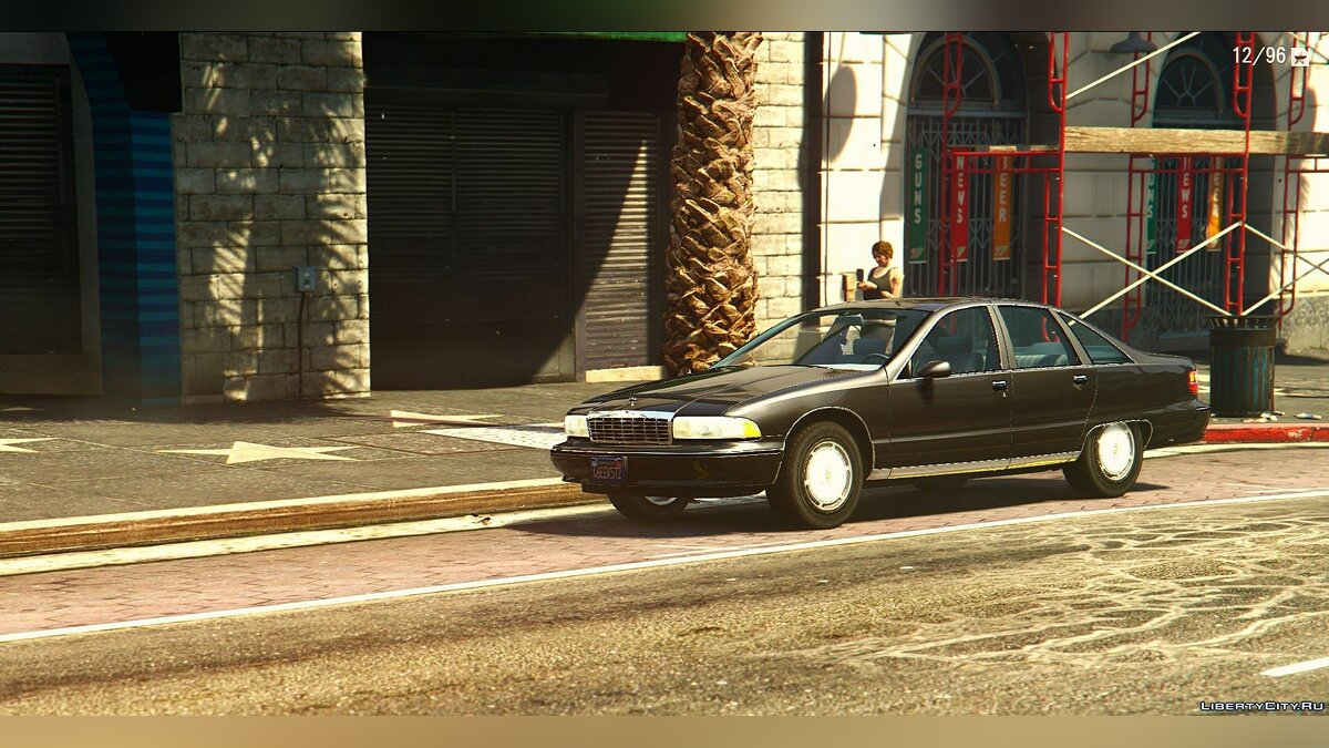 1991 Chevrolet Caprice [Add-On / Replace] 2.0 для GTA 5 - скриншот #2