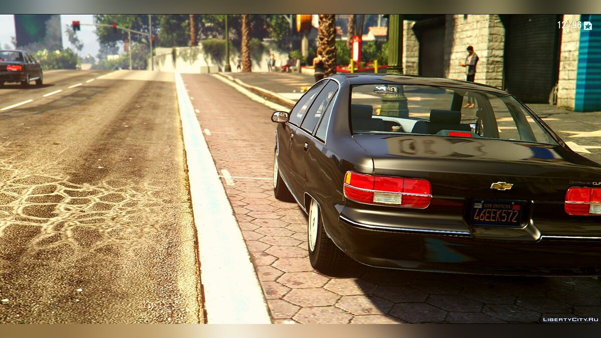 1991 Chevrolet Caprice [Add-On / Replace] 2.0 для GTA 5 - скриншот #3