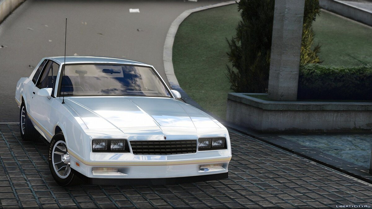 Chevrolet Monte Carlo SS '88 [Add-On | Tuning] 1.0 для GTA 5 - скриншот #2