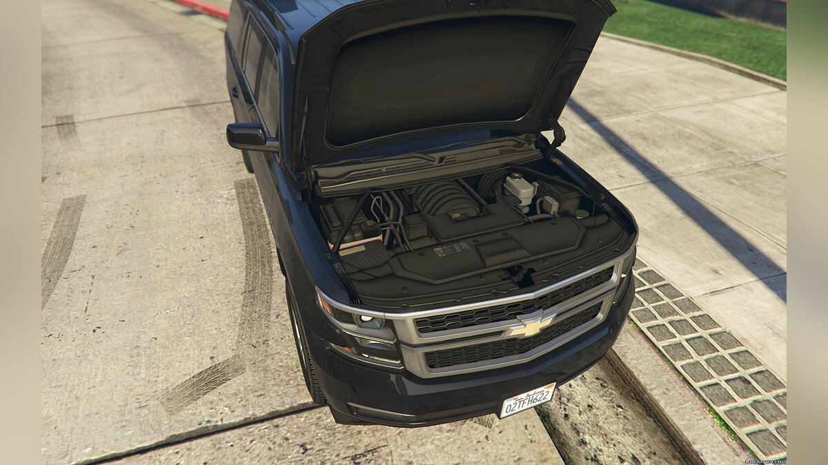 2016 Chevrolet Suburban [Add-On / Replace] 1.2 для GTA 5 - скриншот #7