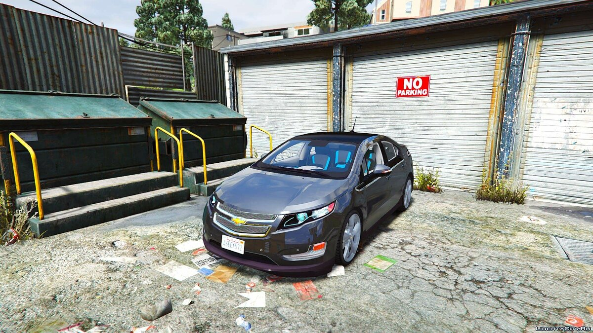 2012 Chevrolet Volt [Add-On / Replace] для GTA 5 - скриншот #5