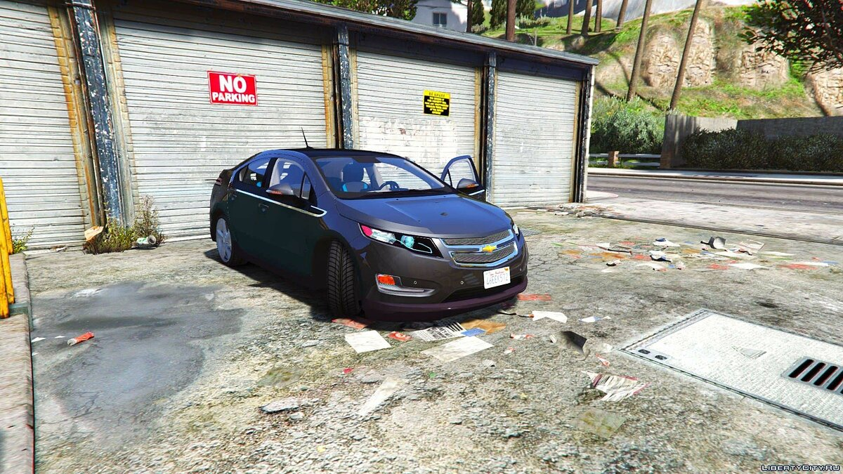 2012 Chevrolet Volt [Add-On / Replace] для GTA 5