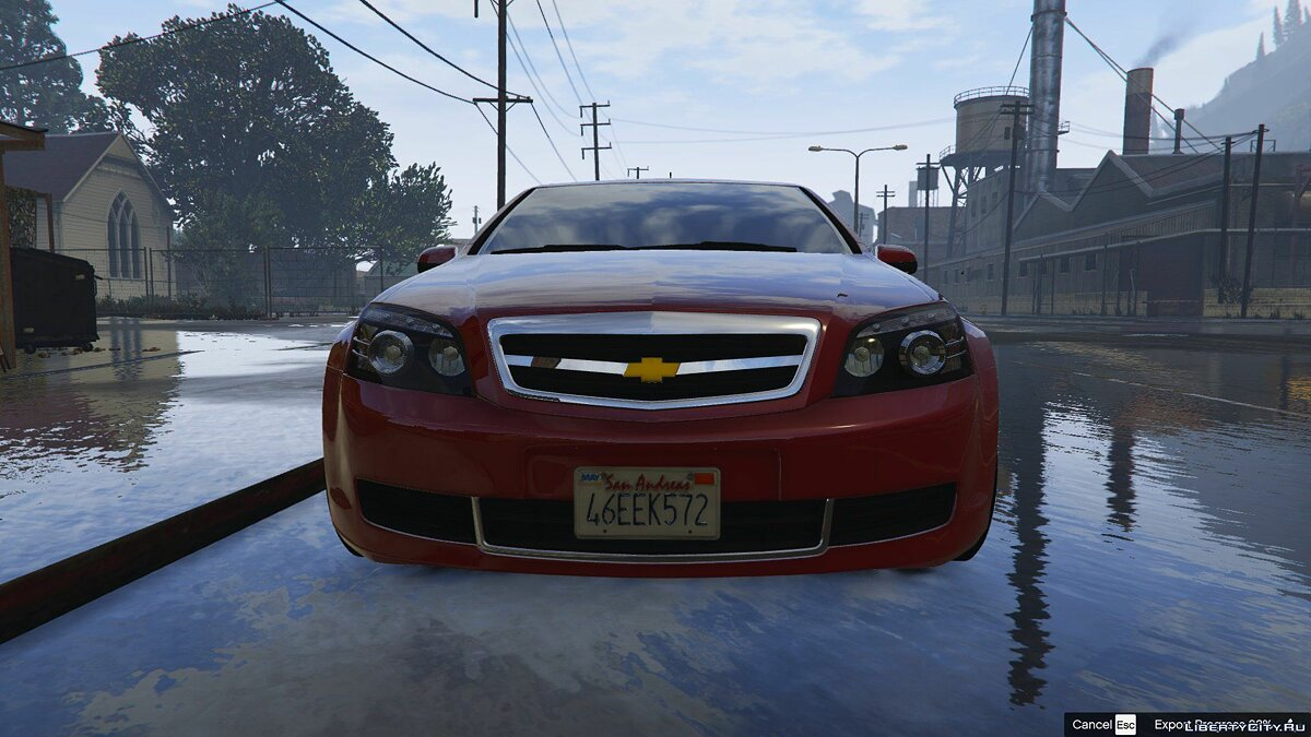 ��ашина Chevrolet 2013 Chevrolet Caprice LS [ADD-ON / REPLACE] 1.0 для GTA 5