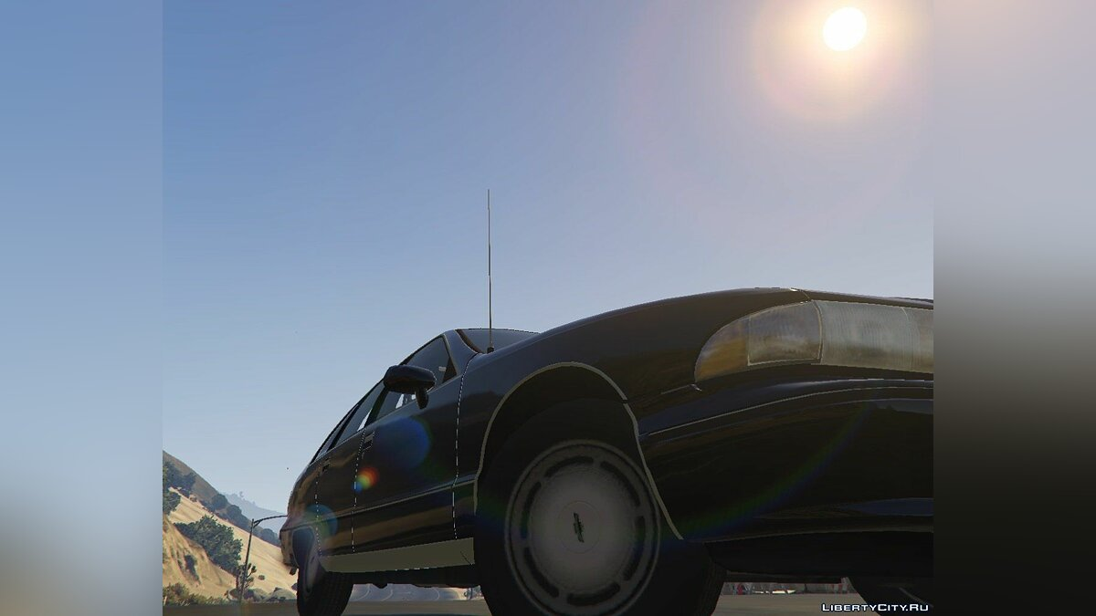 1994 Chevrolet Caprice [Replace] 1.0 для GTA 5