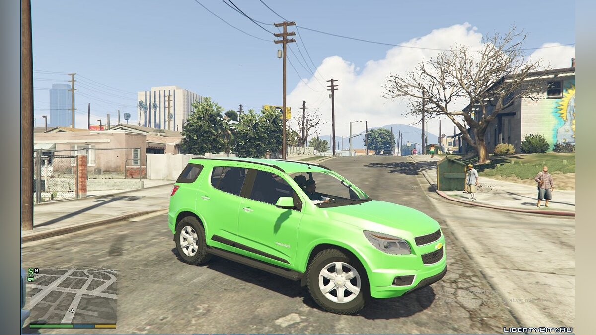2015 Chevrolet Trailblazer для GTA 5