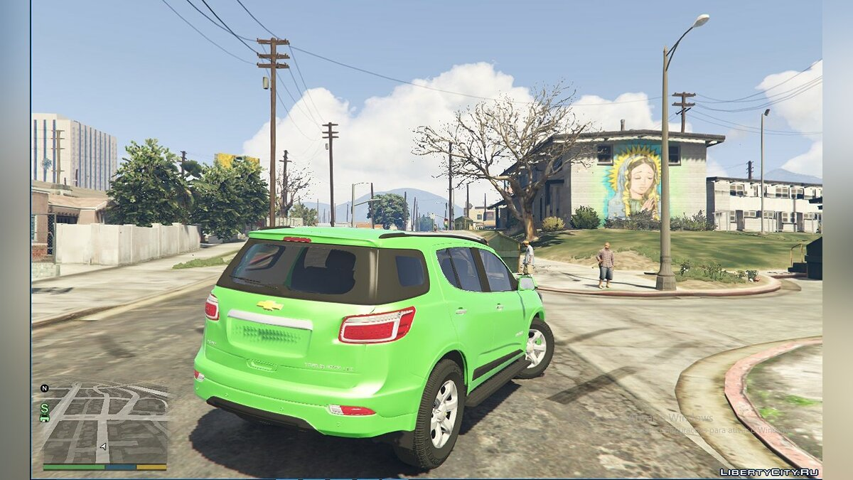 2015 Chevrolet Trailblazer для GTA 5 - скриншот #2