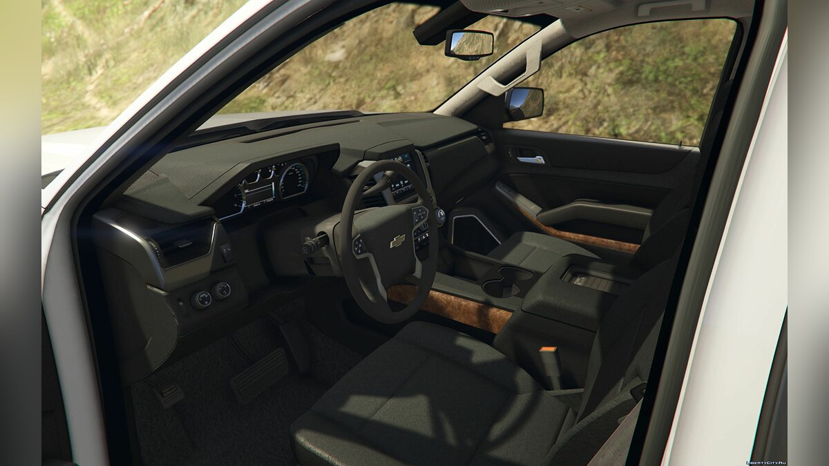 2016 Chevrolet Suburban [Add-On / Replace] 1.0 для GTA 5 - скриншот #6