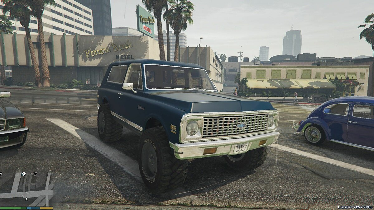 1971 Chevrolet Blazer [Add-On / Replace] 1.0.0 для GTA 5