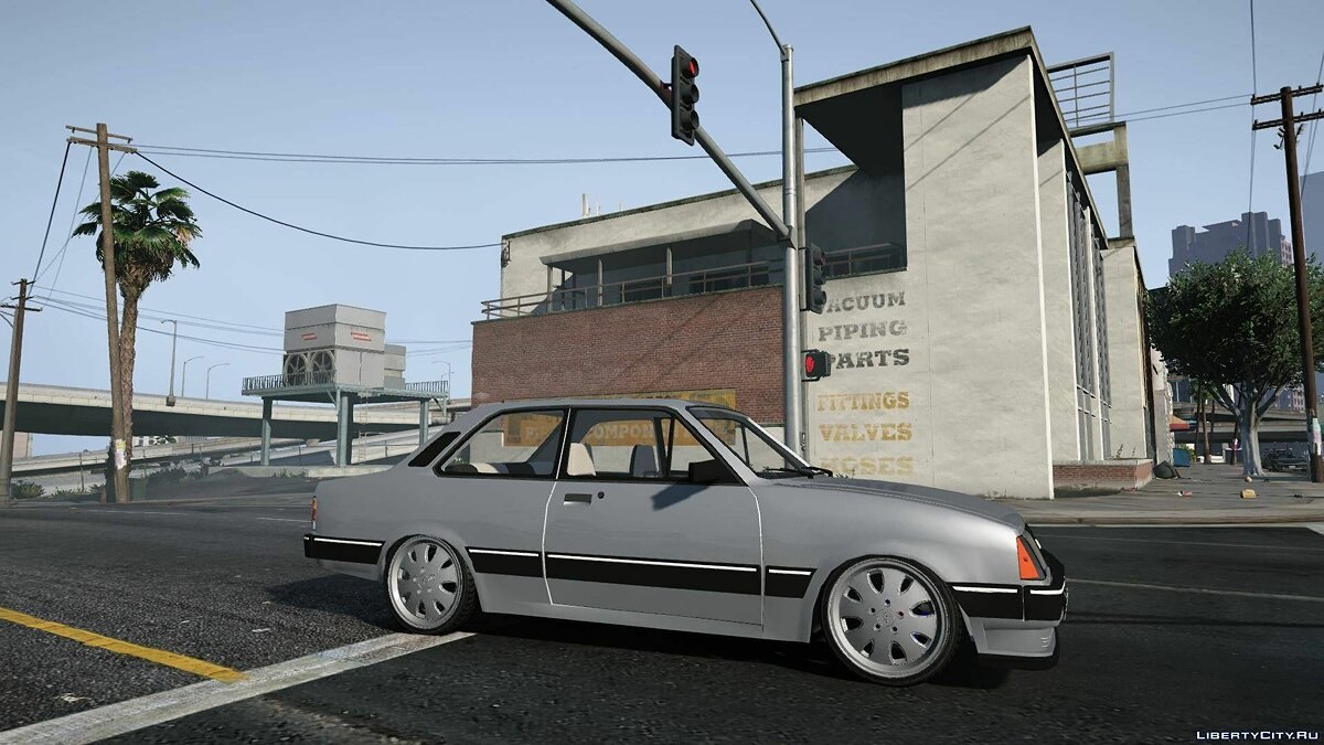 Машина Chevrolet GM Chevette Dz7 [Replace] 1.0 для GTA 5