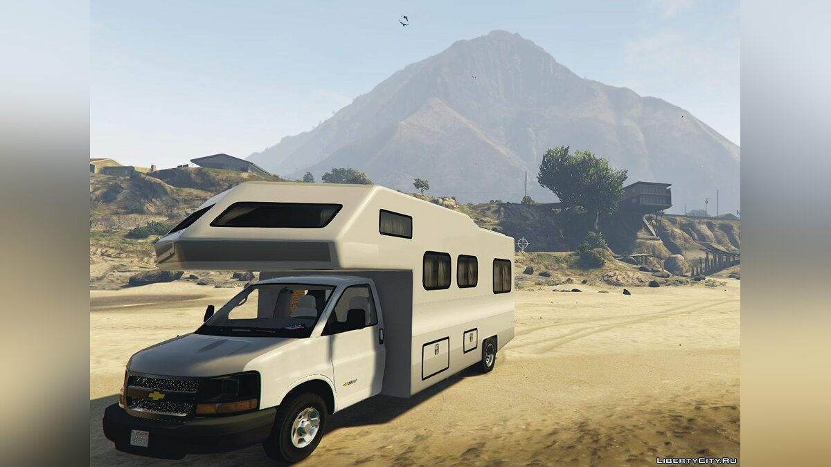Chevrolet Express Caravan [Replace] 1.0 для GTA 5