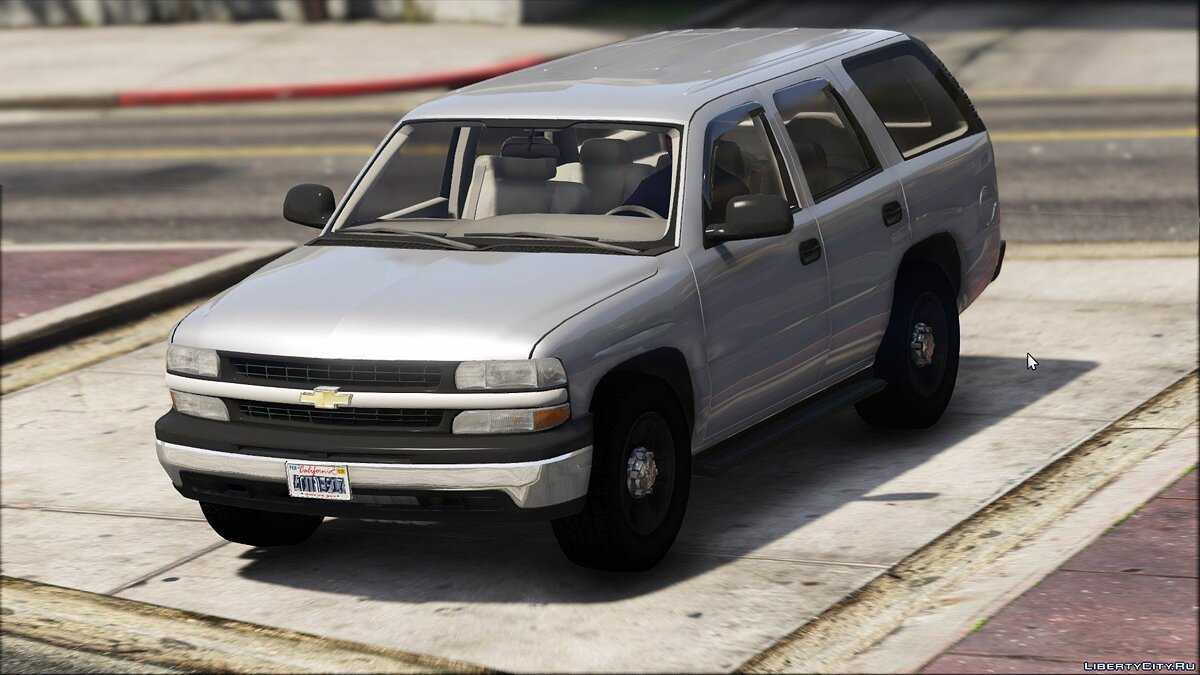 2006 Chevy Silverado Suburban [Replace] 1.0 для GTA 5