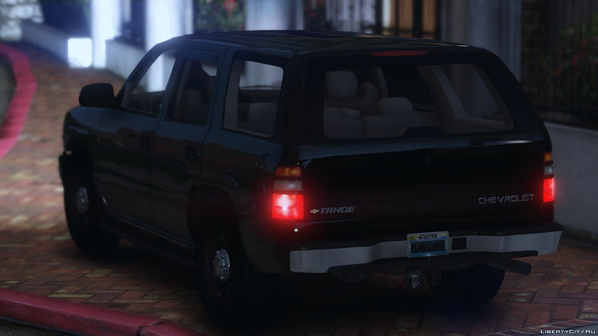 2006 Chevy Silverado Suburban [Replace] 1.0 для GTA 5 - скриншот #3