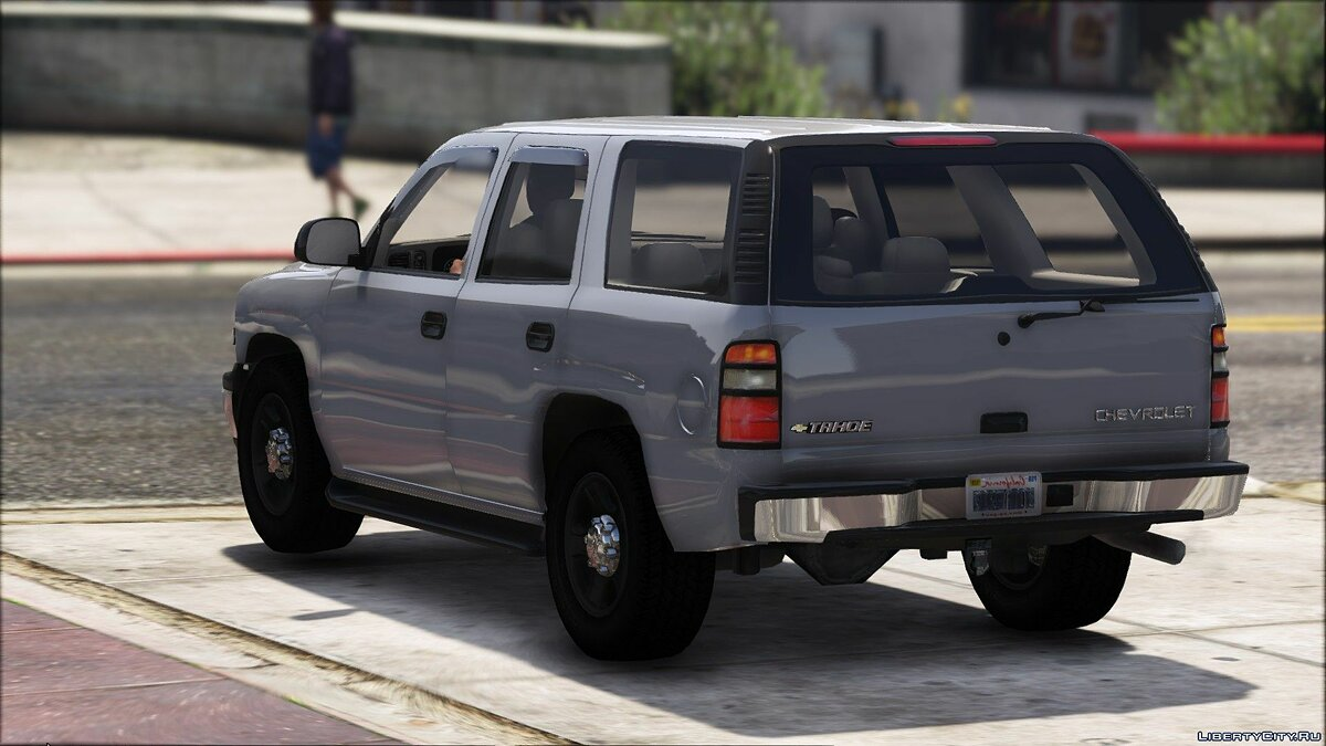 2006 Chevy Silverado Suburban [Replace] 1.0 для GTA 5 - скриншот #6