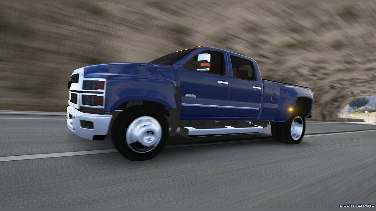 2019 Chevy 4500 (REPLACE)(BETA) для GTA 5
