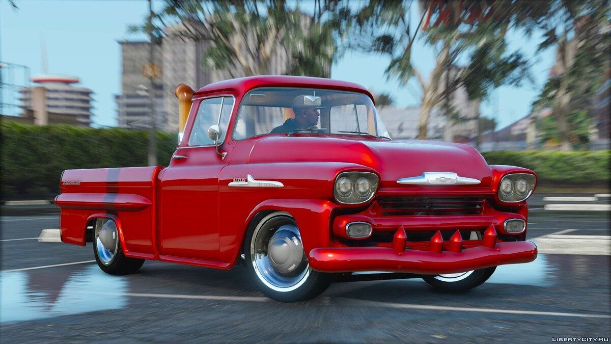 1959 Chevrolet Apache Fleetside 1.6 для GTA 5