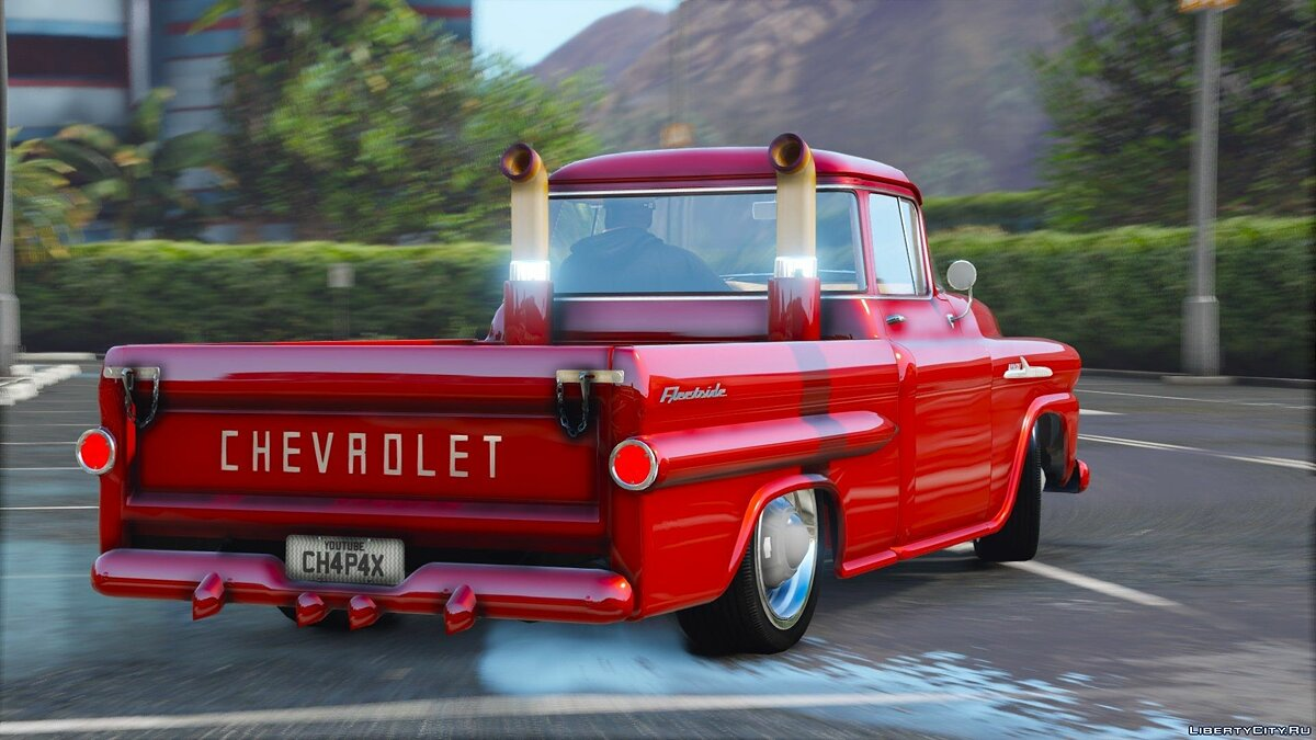 1959 Chevrolet Apache Fleetside 1.6 для GTA 5 - скриншот #3