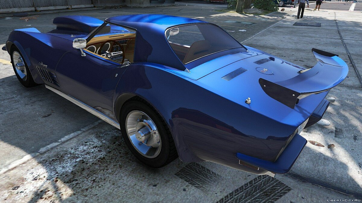 1970 Chevrolet Corvette ZR-1 C3 1.0 для GTA 5
