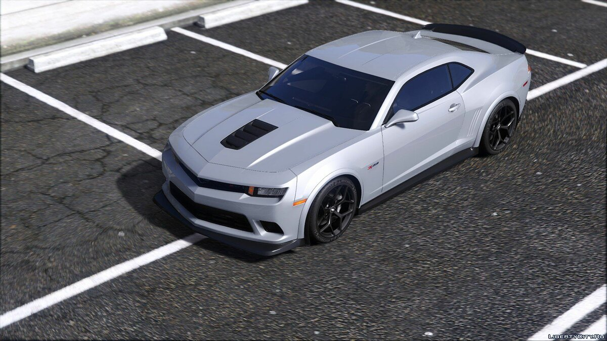 2015 Chevrolet Camaro Z/28 [Add-On | Template] 2.0 для GTA 5 - скриншот #2