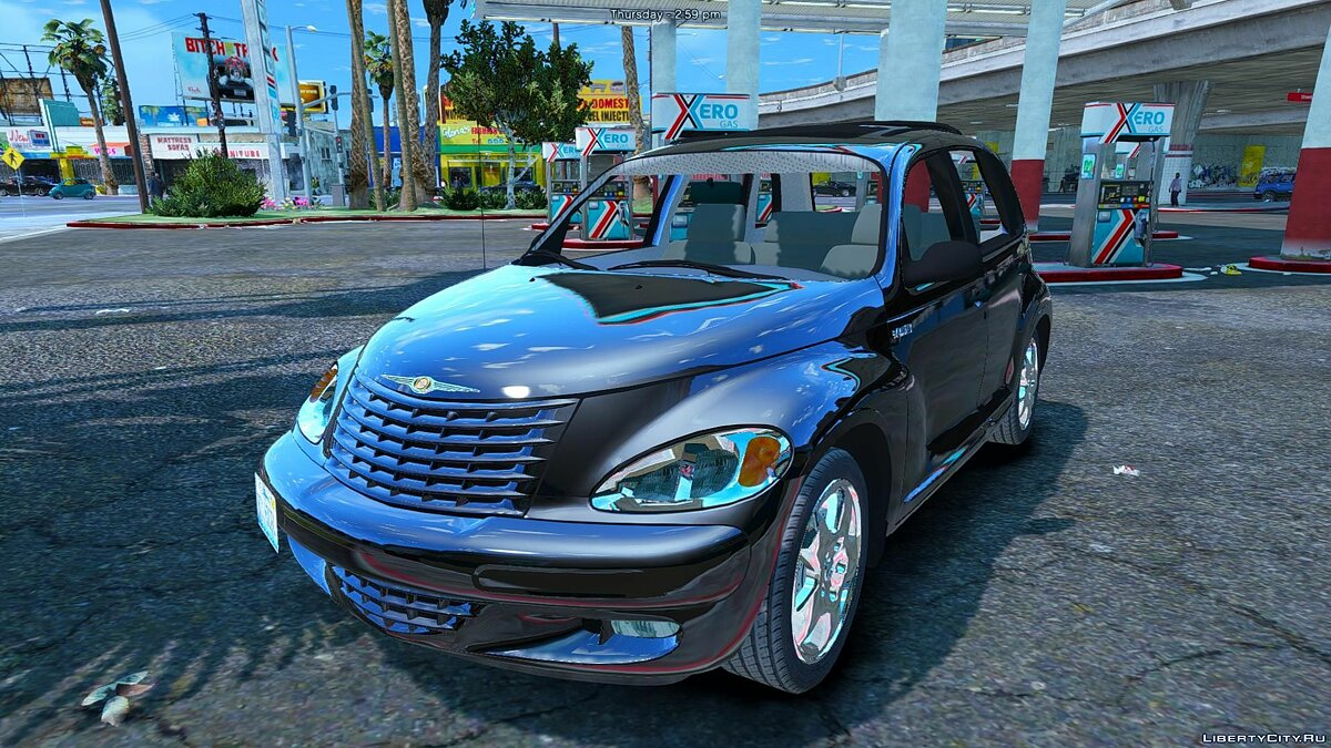 Машина Chrysler Chrysler PT Cruiser 1.1 для GTA 5