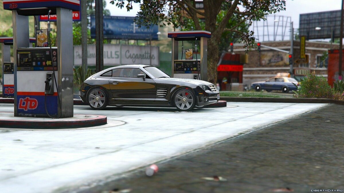 Chrysler Crossfire 2007 [Add-On / Replace] для GTA 5 - скриншот #2