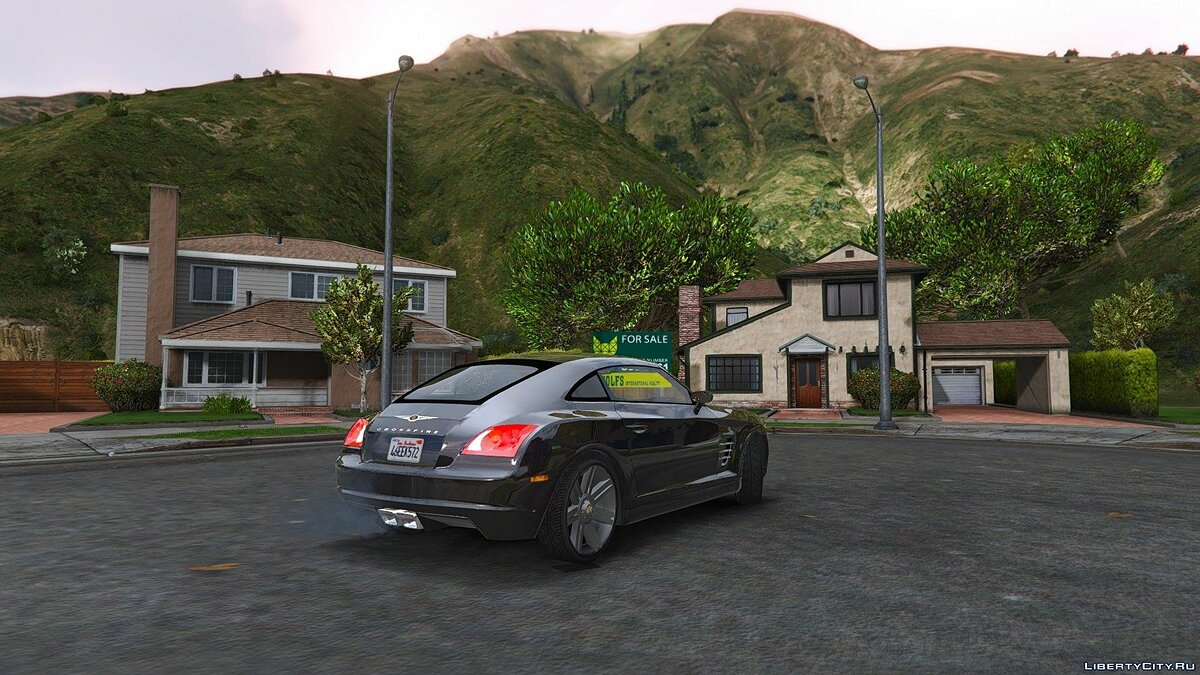 Chrysler Crossfire 2007 [Add-On / Replace] для GTA 5 - скриншот #5
