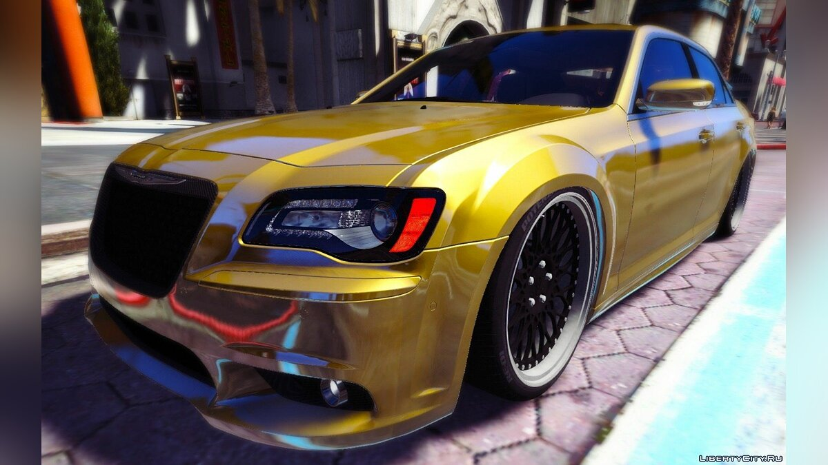[Slight-Stanced] Chrysler 300 SRT8 [HQ | Add-On / Replace] 1.1 для GTA 5