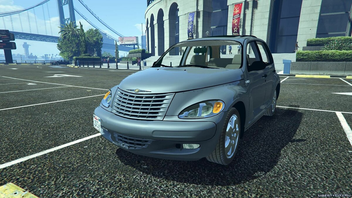 Машина Chrysler Chrysler PT Cruiser 1.0 для GTA 5