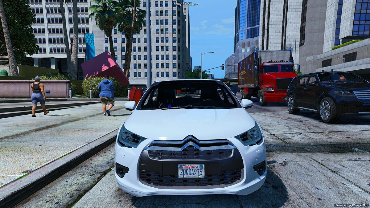 Citroën DS4 (3 Doors) [Add-On / Replace] 1.2 для GTA 5 - скриншот #2