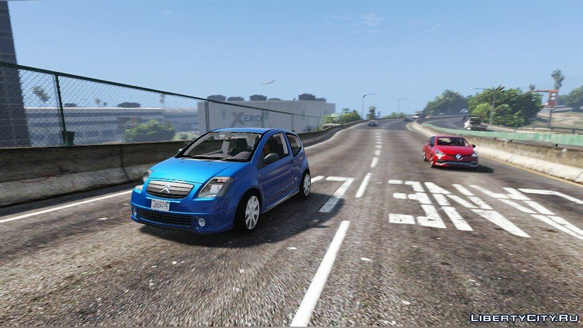 Citroën C2 VTR [Add-On / Replace] 1.1 для GTA 5 - скриншот #3