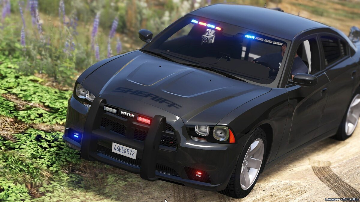 Unmarked 2013 Dodge Charger 2.0 для GTA 5