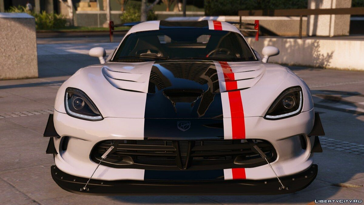 2016 SRT Viper ACR (T/A) [Add-On] для GTA 5 - скриншот #3
