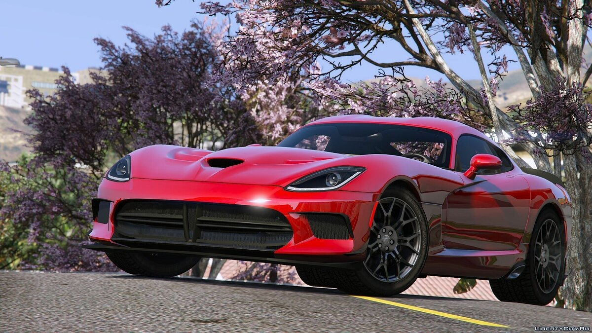 2016 SRT Viper ACR (T/A) [Add-On] для GTA 5 - скриншот #8