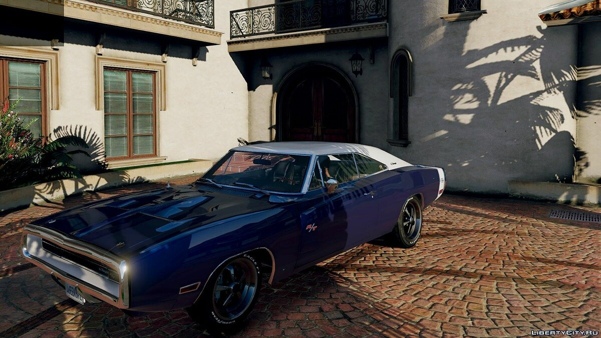 1970 Dodge Charger R/T [Tunable] 3.2 для GTA 5