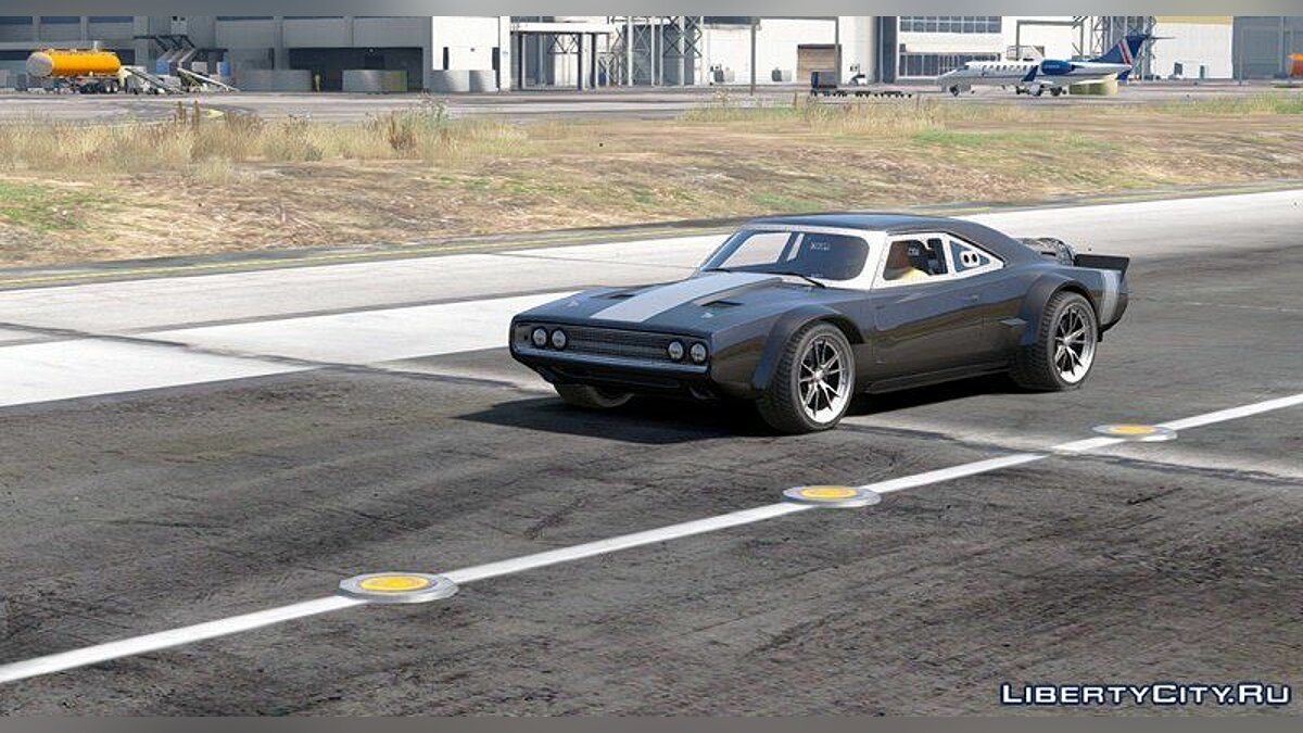 ��ашина Dodge ICE Charger [Replace] finally для GTA 5